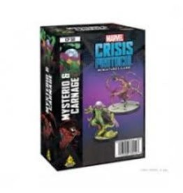 Atomic Mass Games Marvel Crisis Protocol - Mysterio and Carnage