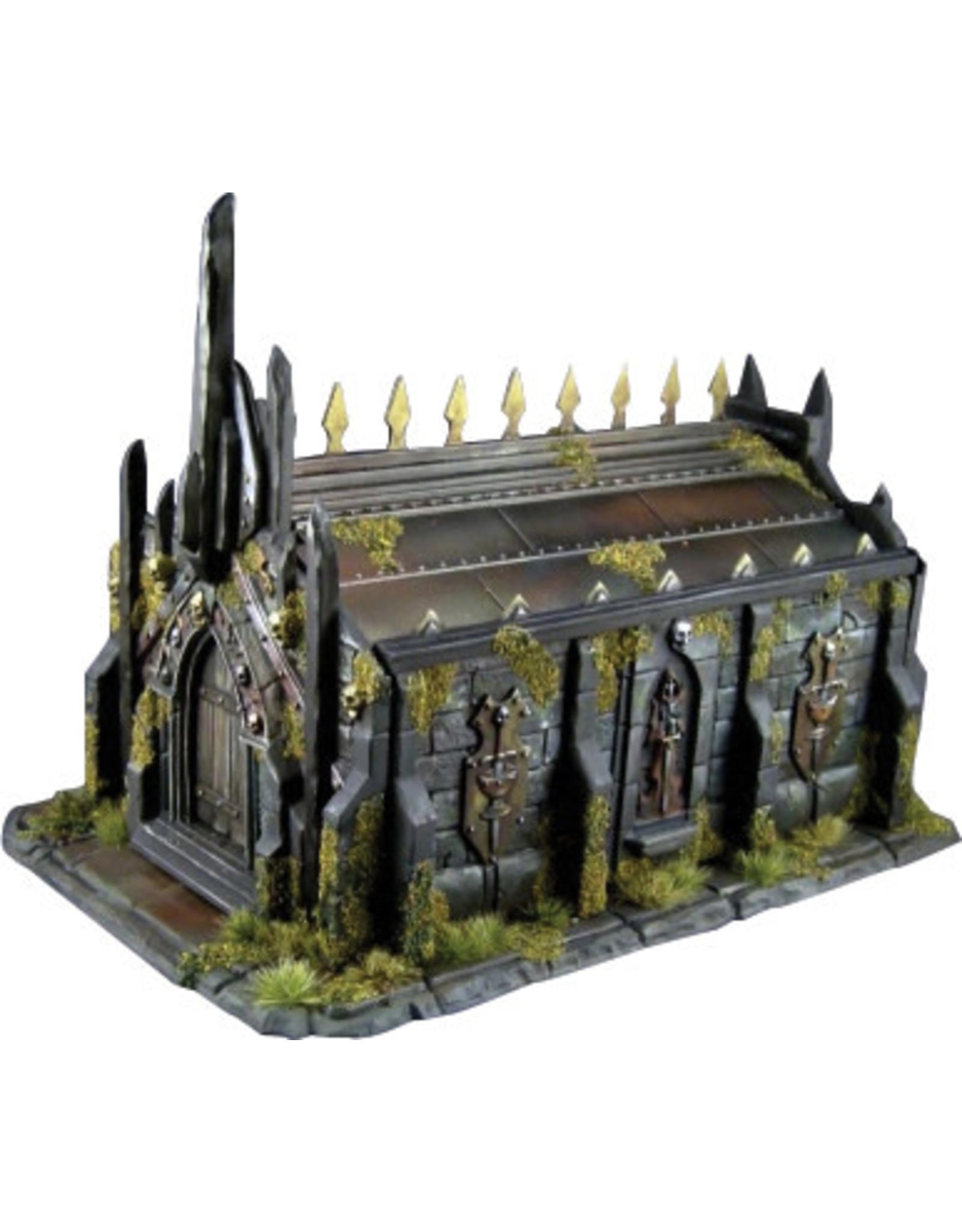 Reaper Miniatures Dark Heaven: Bones Classic - Obsidian Crypt (Boxed Set)