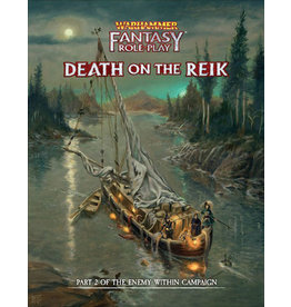 Cubicle Seven Warhammer Fantasy RPG: Enemy Within Campaign Director`s Cut - Vol. 2: Death on The Reik