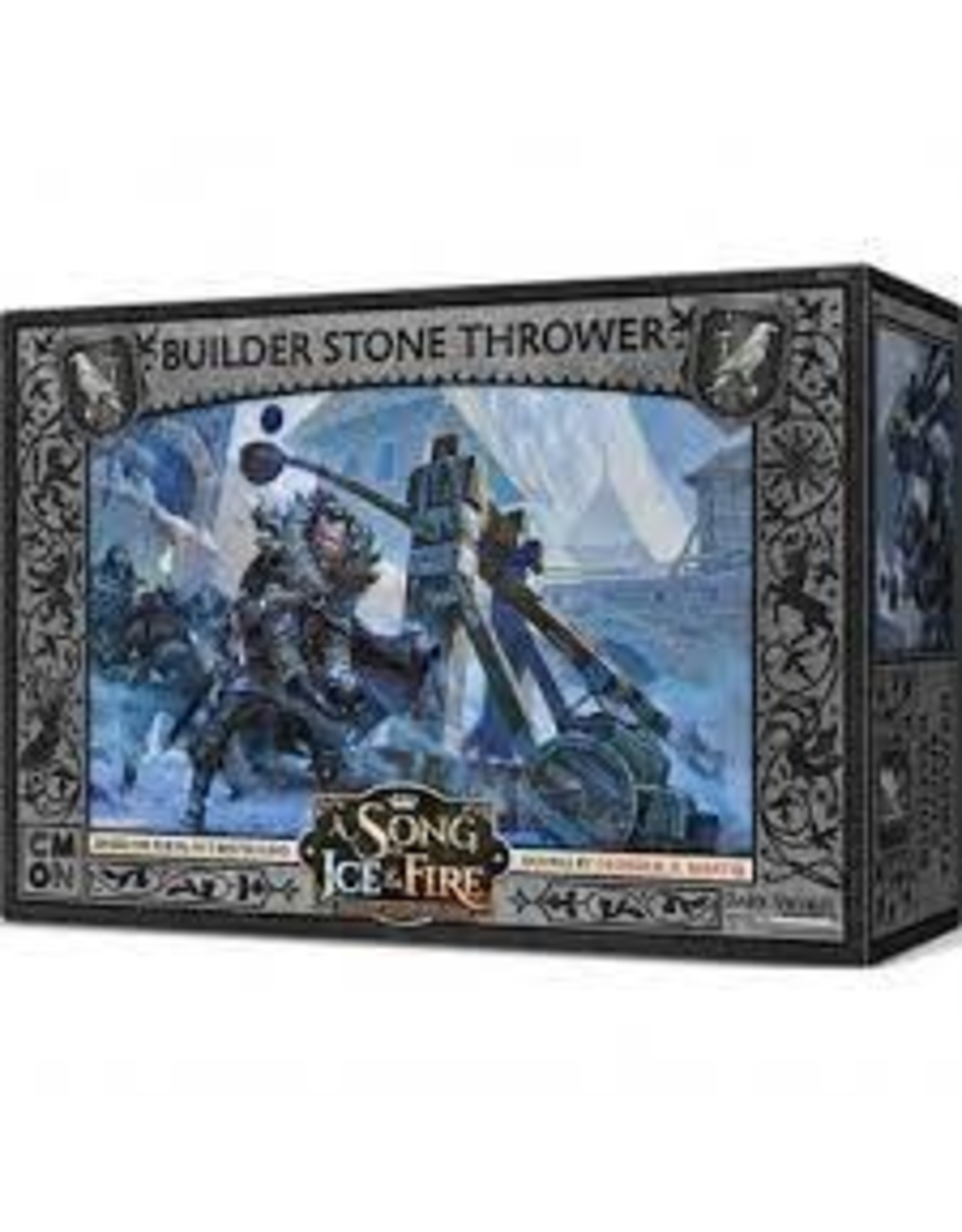 CMON A Song of Ice & Fire: Night's Watch Stone Thrower Crew Expansion