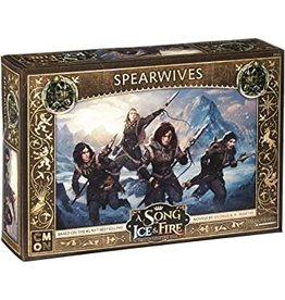 CMON A Song of Ice & Fire: Free Folk Spearwives Expansion