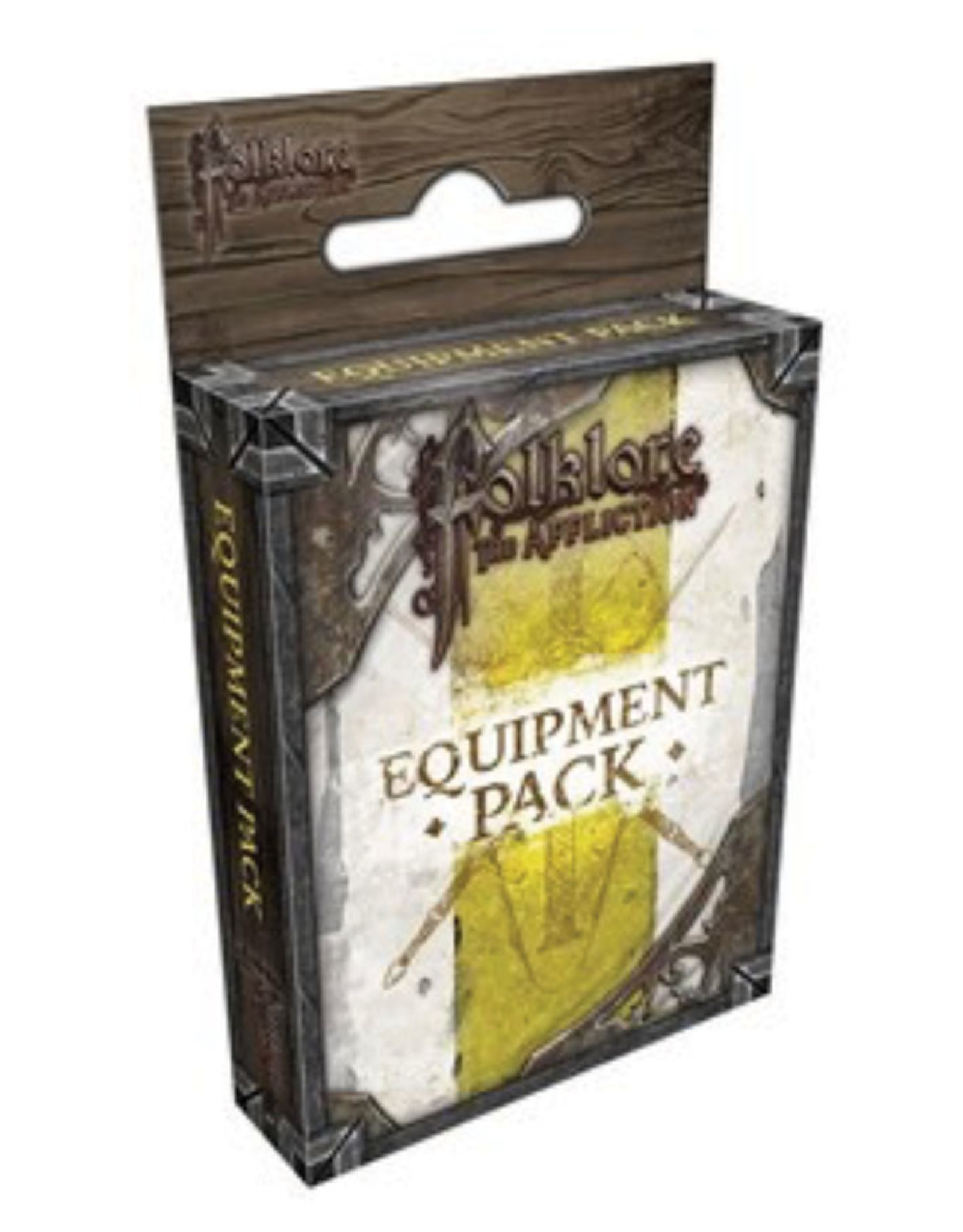 GreenBrier Games Folklore: The Affliction - Equipment Pack Expansion