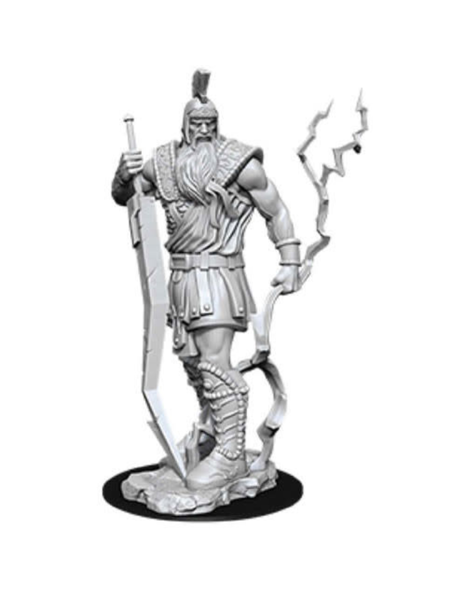 WizKids Dungeons & Dragons Nolzur`s Marvelous Unpainted Miniatures: W12 Storm Giant