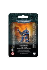 Games Workshop Captain with Master-crafted Heavy Bolt Rifle