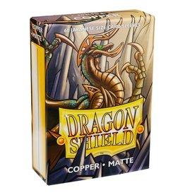 Arcane Tinmen Dragon Shields: Japanese: (60) Matte Copper