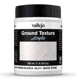 Vallejo DE: Ground: White Stone Paste (200 ml.)