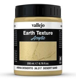 Vallejo DE: Earth: Desert Sand (200 ml.)