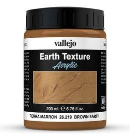 Vallejo DE: Earth: Brown Earth (200 ml.)