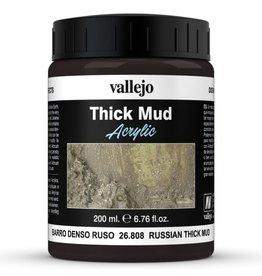 Vallejo DE: Mud: Russian Thick Mud (200 ml.)
