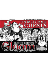 Atlas Games Gloom: Unwelcome Guests 2nd Edition