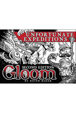 Atlas Games Gloom: Unfortunate Expeditions 2nd Edition