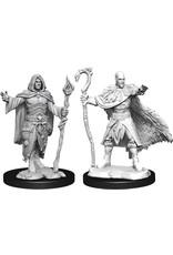 WizKids Dungeons & Dragons Nolzur`s Marvelous Unpainted Miniatures: W14 Human Druid Male