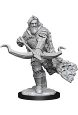 WizKids Dungeons & Dragons Nolzur`s Marvelous Unpainted Miniatures: W14 Firbolg Ranger Male