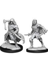 WizKids Dungeons & Dragons Nolzur`s Marvelous Unpainted Miniatures: W14 Warforged Rogue