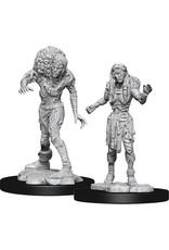WizKids Dungeons & Dragons Nolzur`s Marvelous Unpainted Miniatures: W14 Drowned Assassin & Drowned Asetic