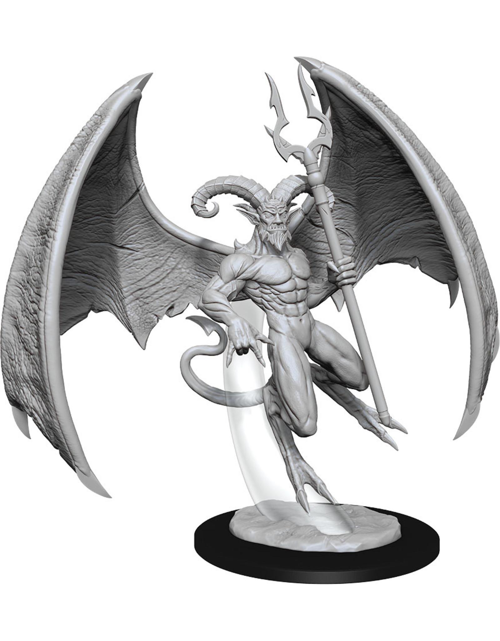 WizKids Dungeons & Dragons Nolzur`s Marvelous Unpainted Miniatures: W14 Horned Devil