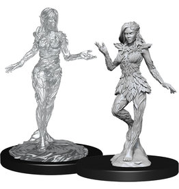 WizKids Pathfinder Deep Cuts Unpainted Miniatures: W14 Nymph & Dryad