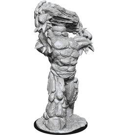 WizKids Pathfinder Deep Cuts Unpainted Miniatures: W14 Earth Elemental Lord