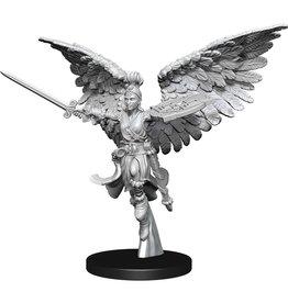 WizKids Magic the Gathering Unpainted Miniatures: W14 Reidane, Goddess of Justice