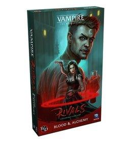 Renegade Game Studios Vampire The Masquerade Rivals ECG: Blood & Alchemy Expansion
