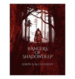 Modiphius Entertainment Rangers of Shadowdeep