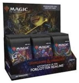 Wizards of the Coast Magic the Gathering CCG: Adventures in the Forgotten Realms Set Booster