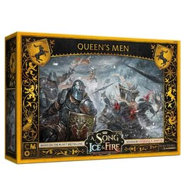 CMON A Song of Ice and Fire: Baratheon Queen's Men
