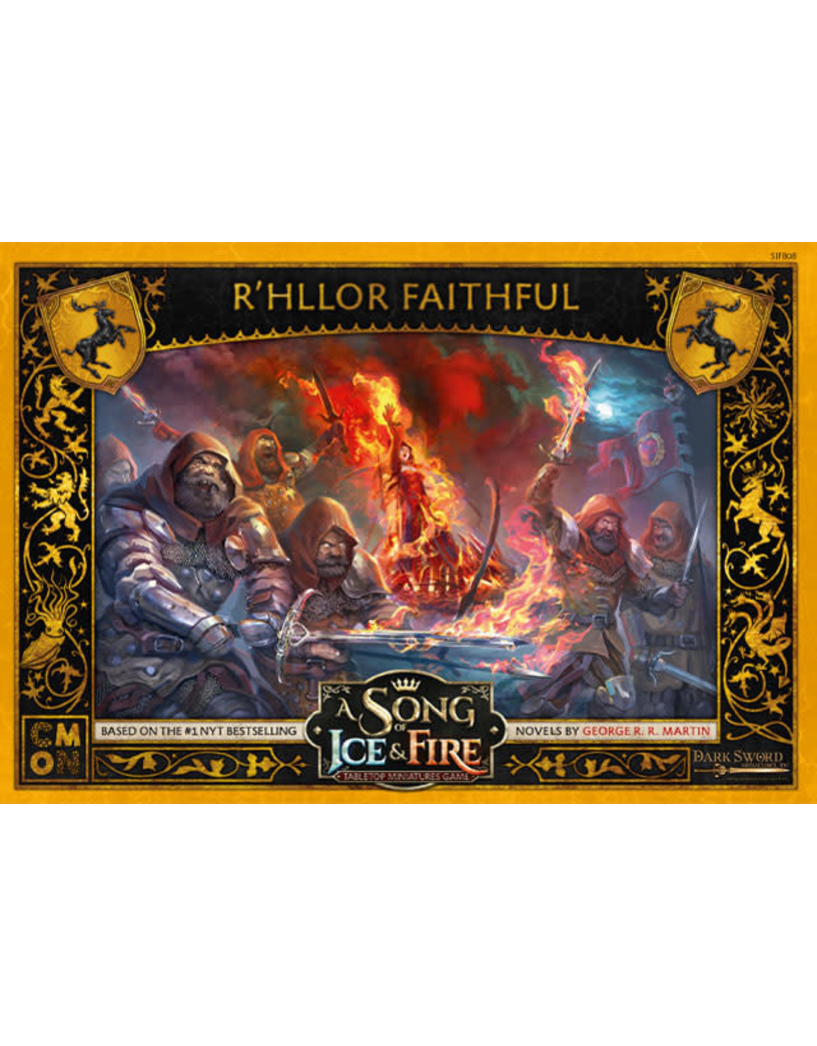 CMON A Song of Ice and Fire: R'hllor Lightbringers
