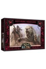 CMON A Song of Ice and Fire: Targaryen Dothraki Hrakkers