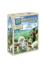 Z-Man Games Carcassonne Exp 9: Hills & Sheep