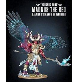 Games Workshop Magnus the Red