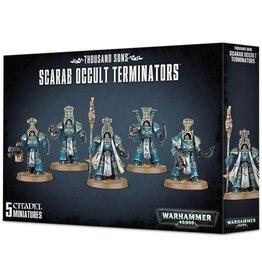 Games Workshop Scarab Occult Terminators