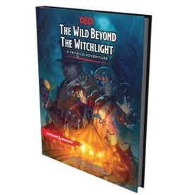 Wizards of the Coast Dungeons and Dragons RPG: The Wild Beyond the Witchlight - A Feywild Adventure (HC)