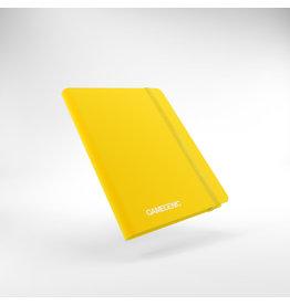GameGenic Casual Album 18-Pocket Yellow