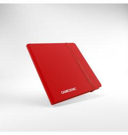 GameGenic Casual Album 24-Pocket Red