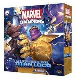 Fantasy Flight Games Marvel Champions LCG: The Mad Titan's Shadow Expansion