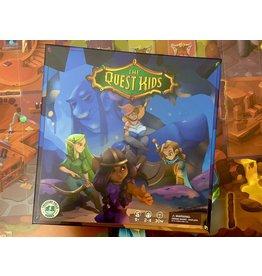 treasure falls games The Quest Kids