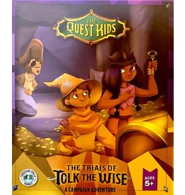 treasure falls games The Quest Kids - The Trials of Tolk the Wise