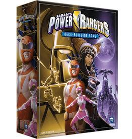 Renegade Game Studios Power Rangers - Deck-Building Game