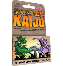 Steve Jackson Games Munchkin: Munchkin Apocalypse - Kaiju