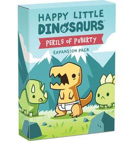Teeturtle Happy Little Dinosaurs: Perils of Puberty Expansion