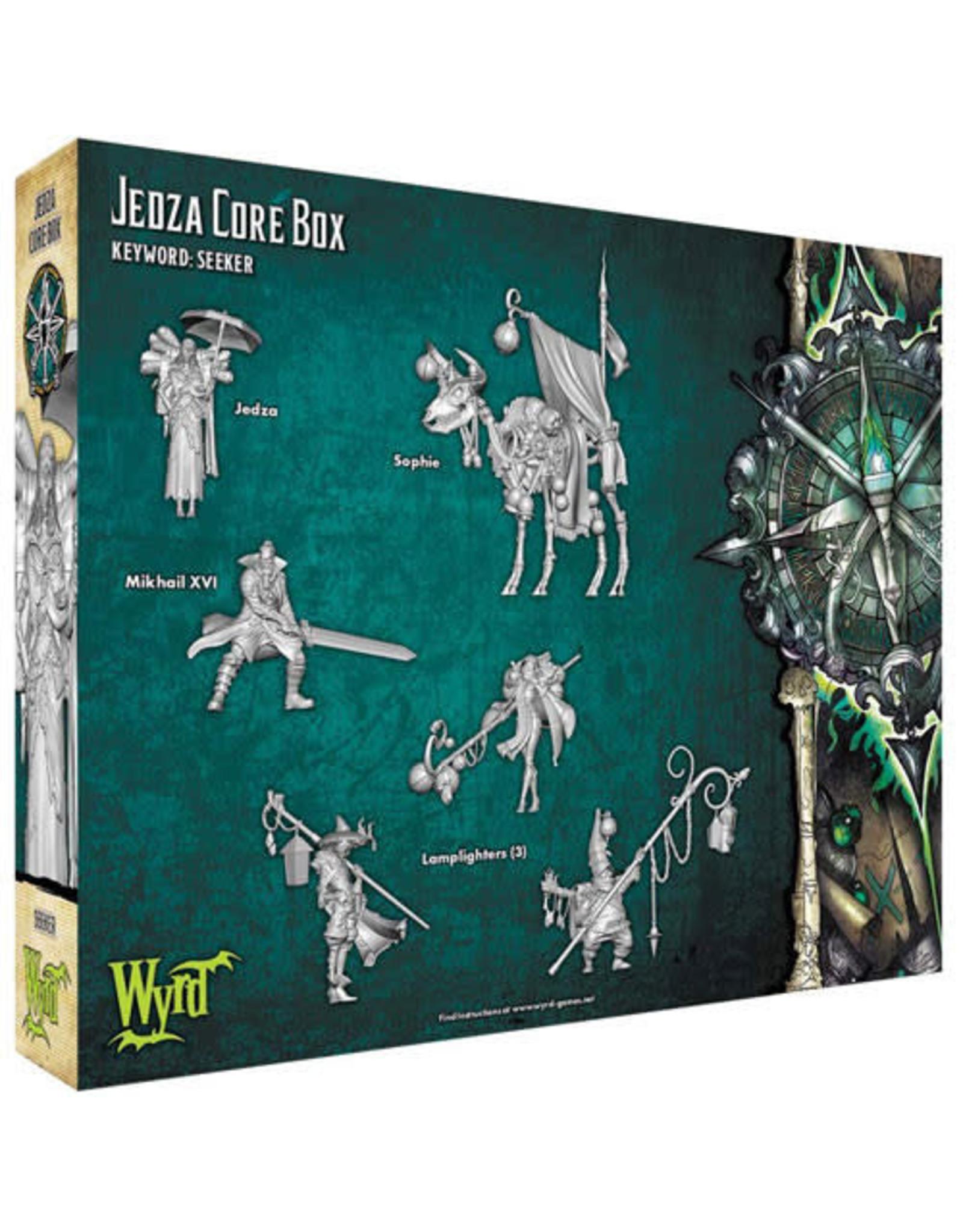 Wyrd Miniatures Jedza Core Box