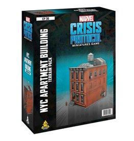 Atomic Mass Games Marvel Crisis Protocol: NYC Apartment Terrain Exp