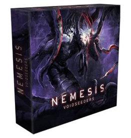 Asmodee Nemesis: Void Seeders Expansion