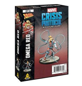 Atomic Mass Games Marvel Crisis Protocol: Omega Red Character Pack