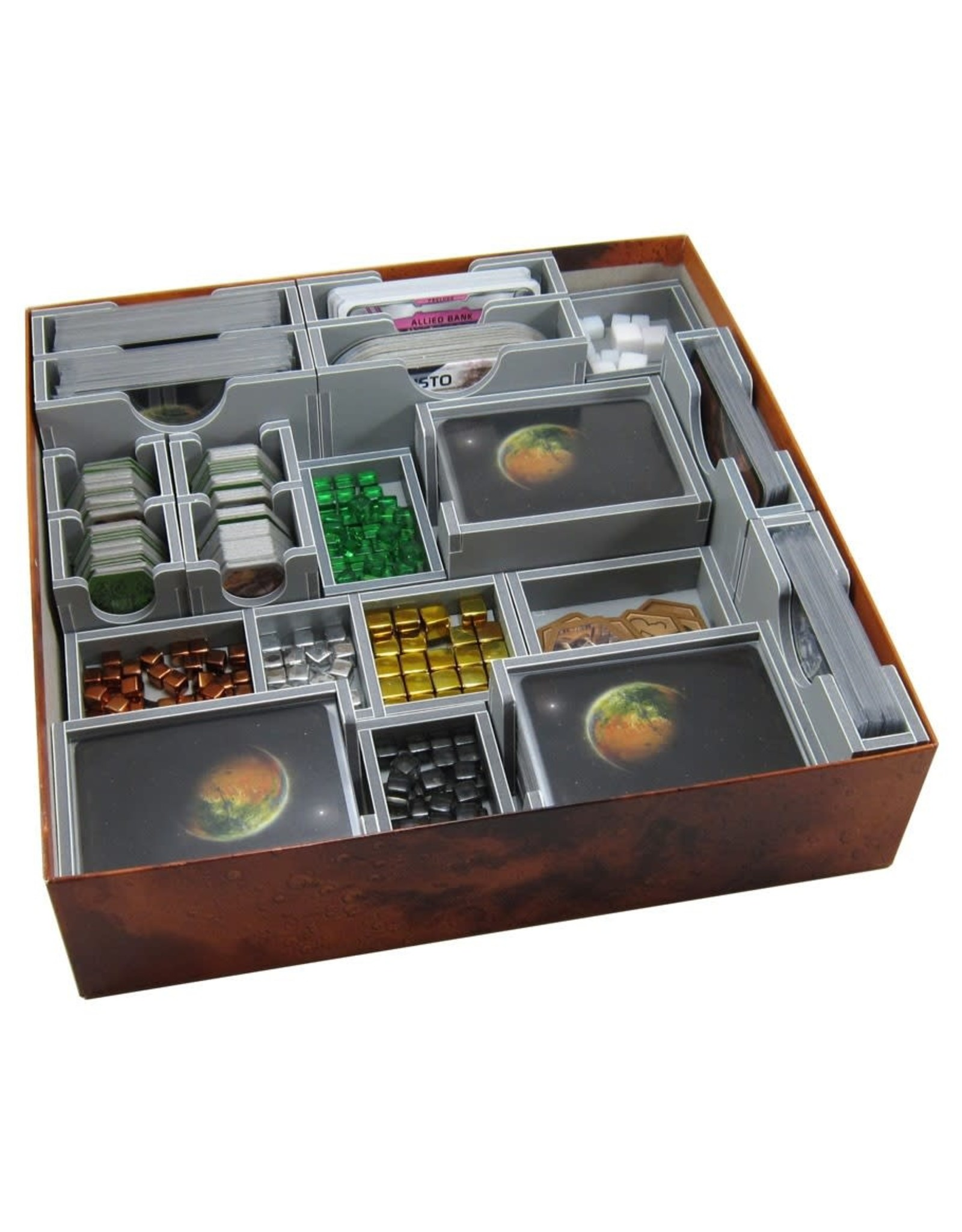 Folded Space Box Insert: Terraforming Mars & Exps