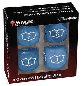 Ultra Pro MtG: Loyalty Set Deluxe Island (4)
