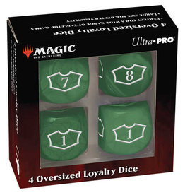 Ultra Pro MtG: Loyalty Set Deluxe Forest (4)