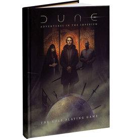 Modiphius Entertainment Dune RPG: Core Rulebook Hardcover