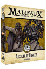 Wyrd Miniatures Malifaux: Outcasts Auxillary Forces